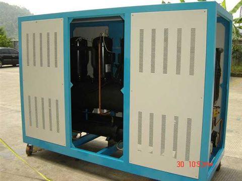 中小型工业冷水机组冰水机组