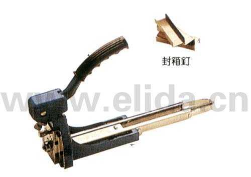 海南依利达WA-013手动钉箱机/手动封箱机/手动打钉机/手动钉枪/纸箱封口打钉机