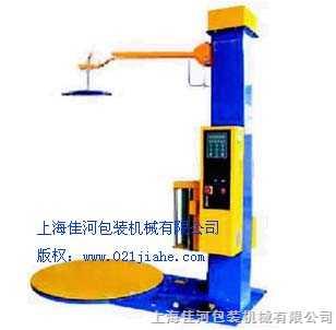 CR-2000Y压顶式缠绕包装机