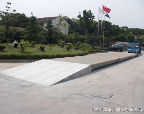 SCS-10T全数字式汽车磅,电子地中衡,上海数字式地上衡