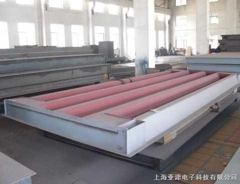 上海SCS-200T过车电子地上衡,过磅电子汽车磅