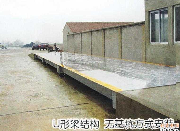 上海100T汽车衡-亚津