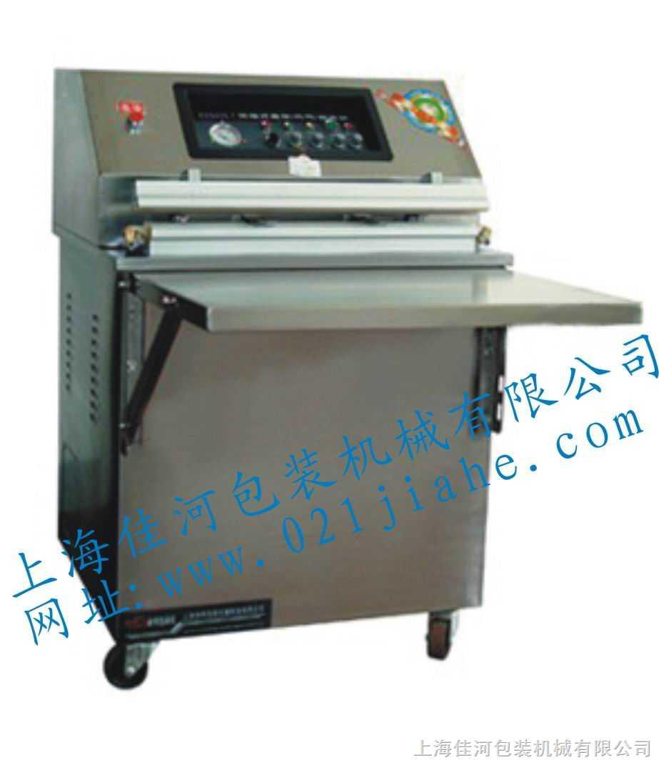 DZQ-600E-台式外抽式真空、充气包装机