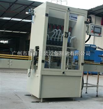 HTG-08C全塑料直线式灌装机