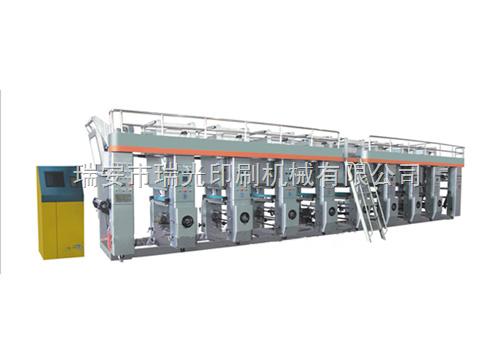 塑料薄膜印刷机