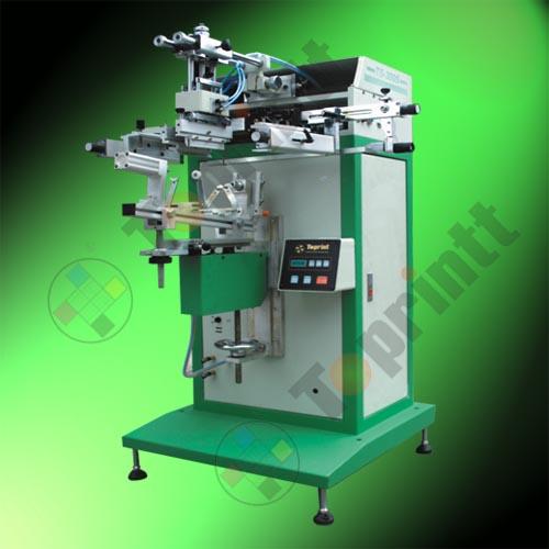 TS-300S气动曲面丝印机