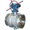 Q347F/H-300LB-DN300固定蜗轮球阀