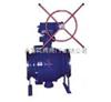 Q347M/Y/H-6C-DN350卸灰蜗轮球阀