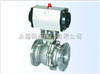 Q647F/H/Y-16P-DN100气动高温球阀