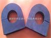 377型橡塑保温管托、橡塑保温托码、橡塑保温木托