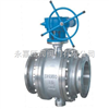 Q347F/H-16C-DN350固定蜗轮球阀