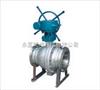 Q347Y/H-6C-DN150固定卸灰蜗轮球阀