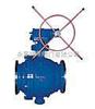 Q347M/H/Y-16C-DN350喷煤粉蜗轮球阀价格
